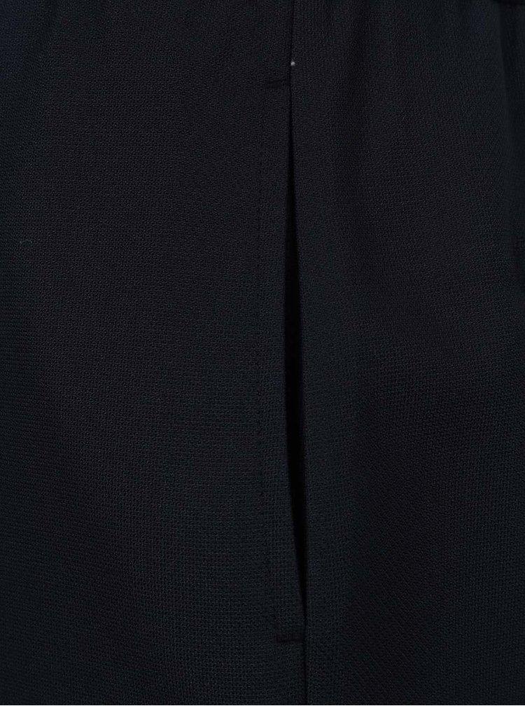 Fustă albastră s.Oliver cu șiret în talie