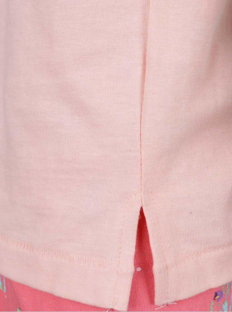 Meruňkové holčičí pyžamo 5.10.15.