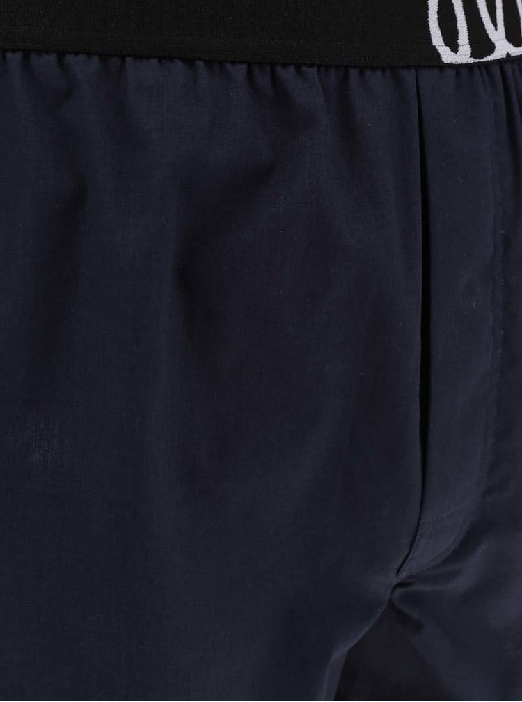 Boxeri bleumarin El.Ka Underwear