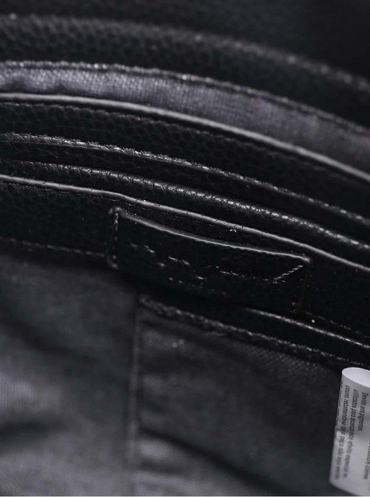 Černá kabelka Pepe Jeans Aliya