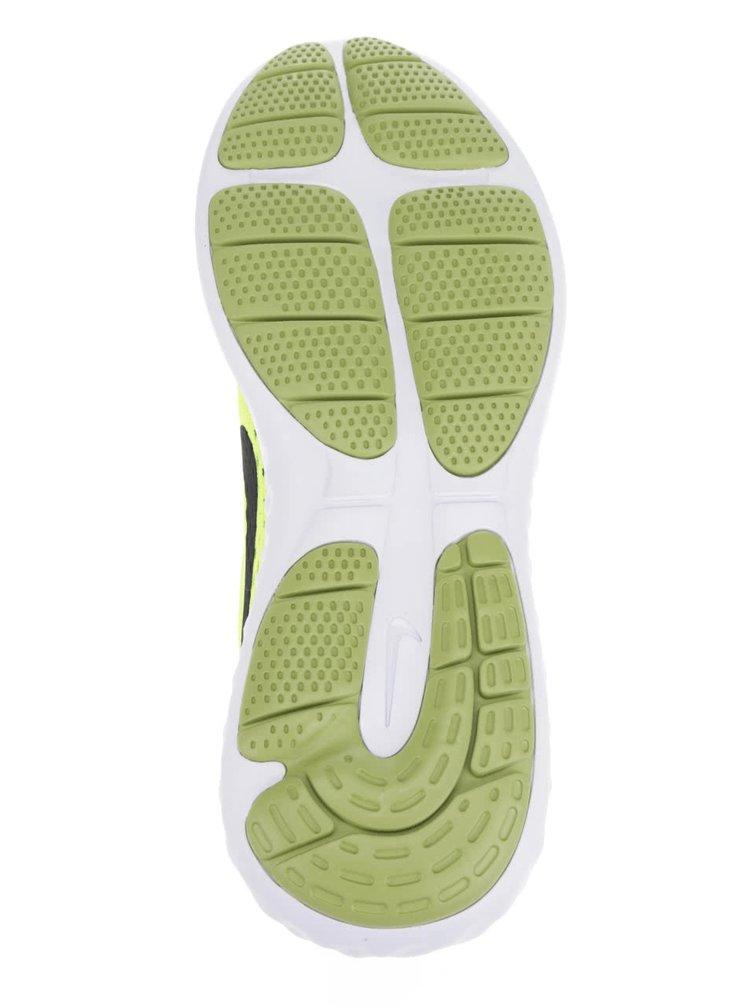 Šedo-zelené pánské tenisky Nike  Lunar Skyelux