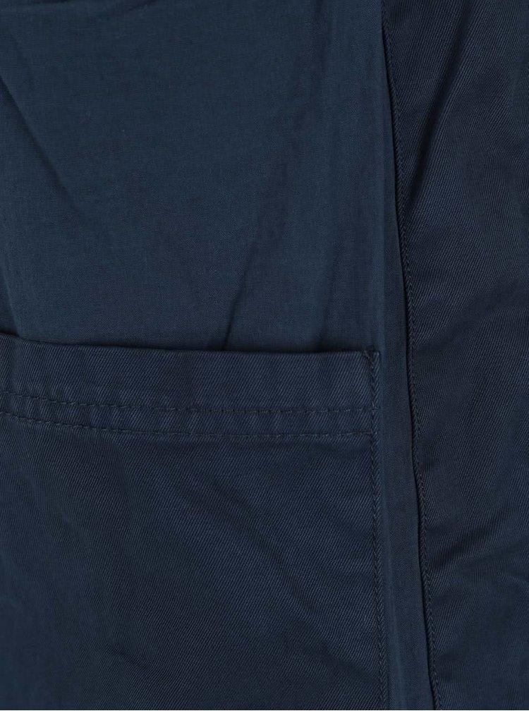 Tmavě modrá lehká bunda Lindbergh