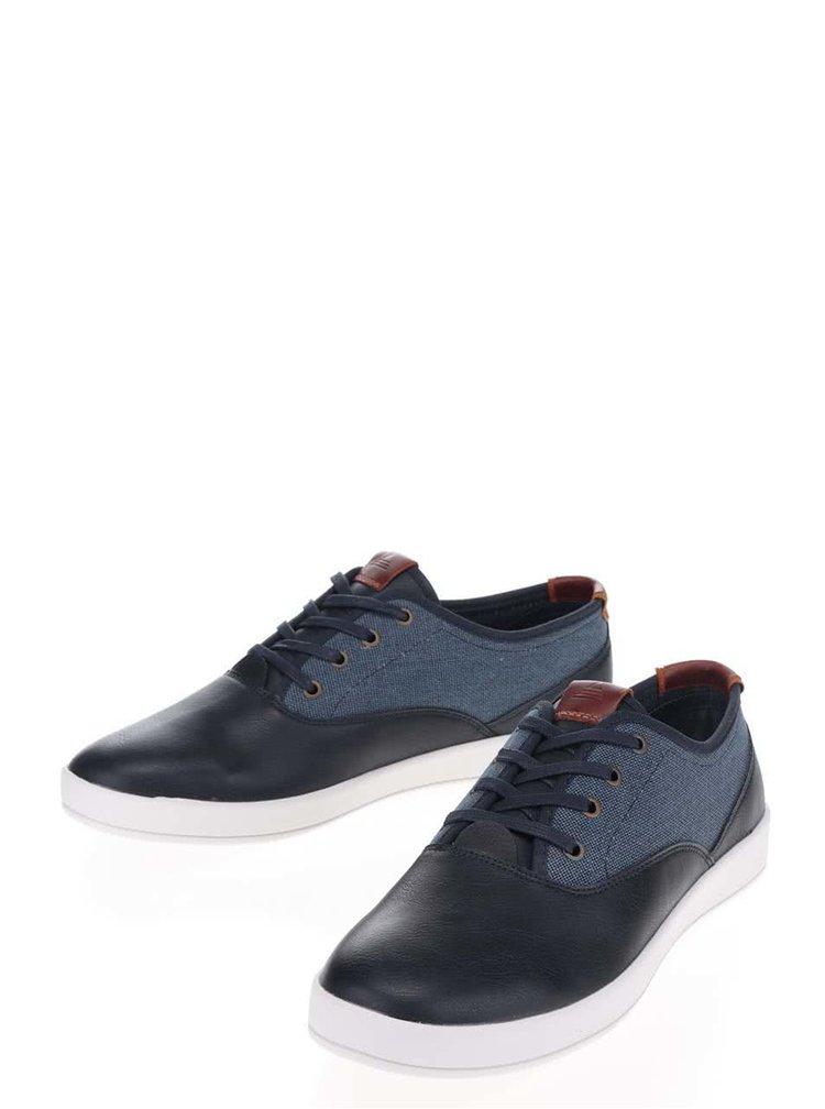 Pantofi bleumarin din piele ALDO Yilan  pentru bărbați