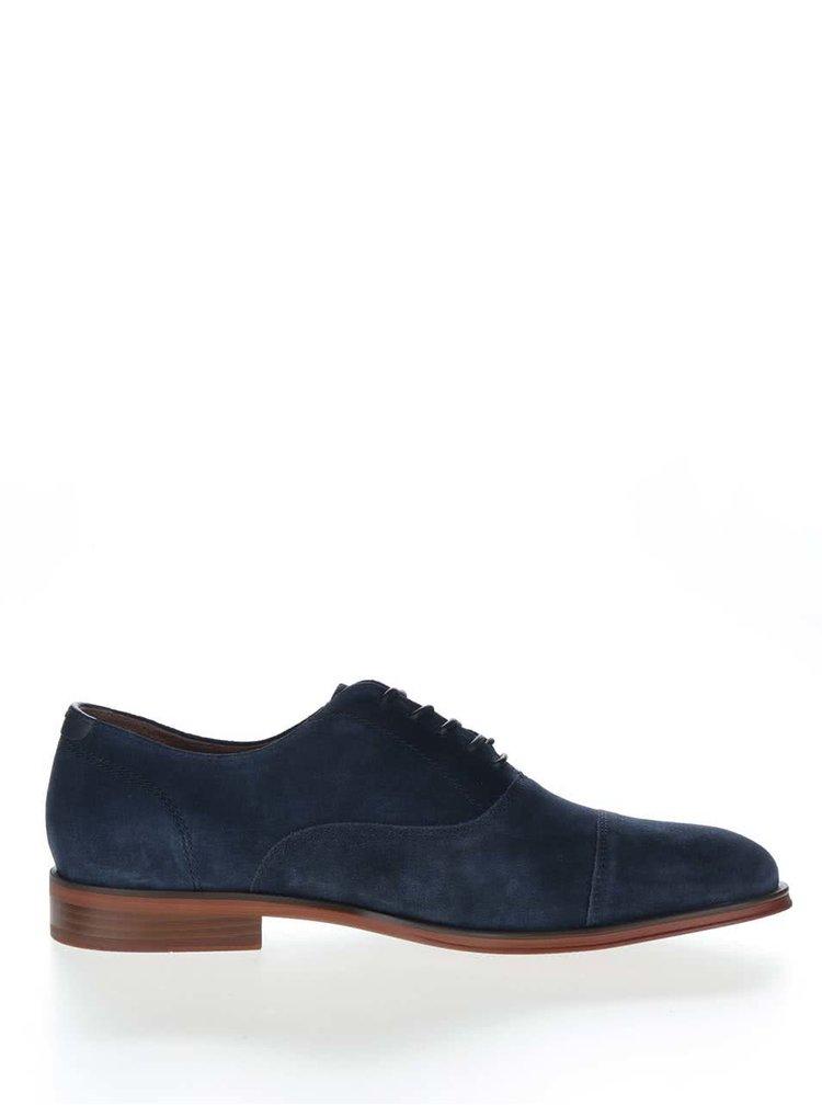 Pantofi bleumain ALDO Narmol din piele întoarsă