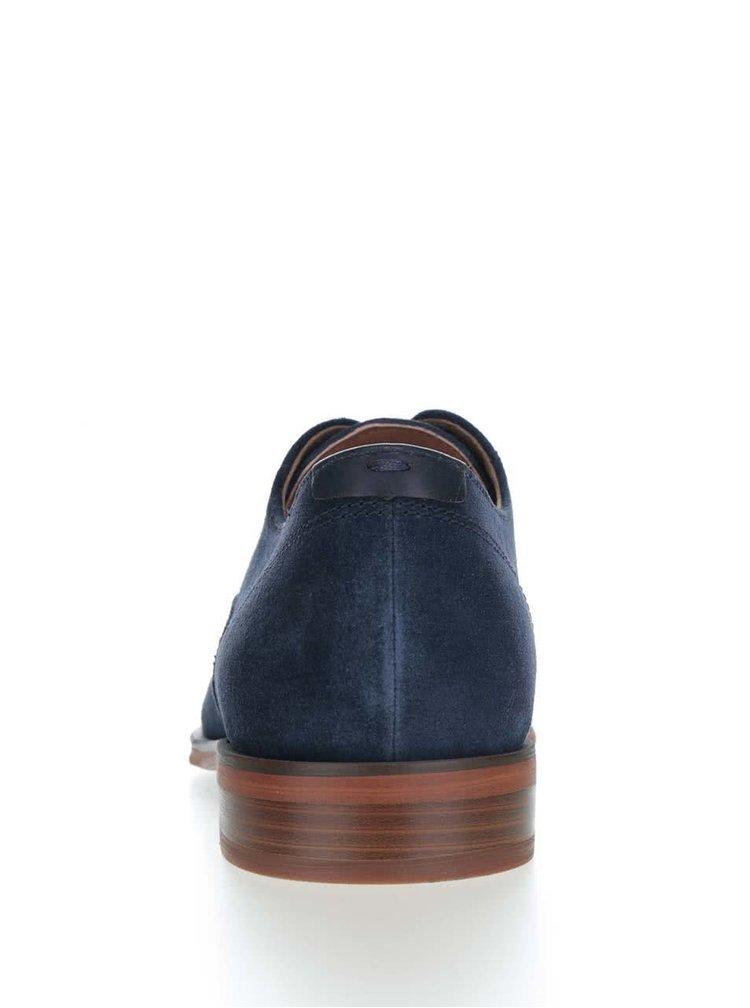 Pantofi bleumain ALDO Narmol din piele intoarsa