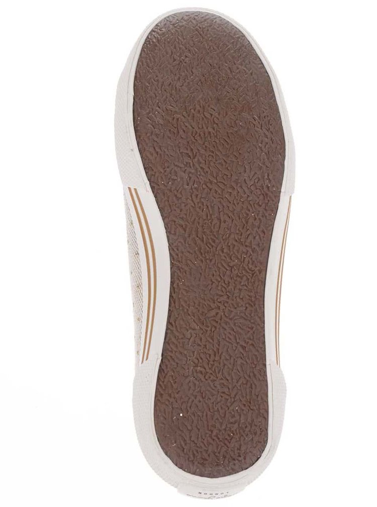 Pantofi sport bej  Pepe Jeans Aberlady