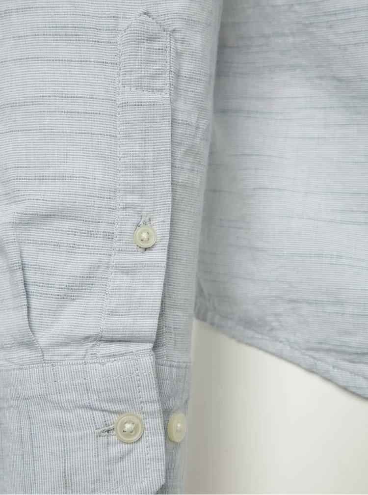 Světle modrá košile ONLY & SONS Carl - Johan