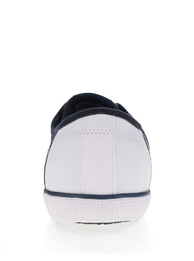 Pantofi sport albastru&crem Pepe Jeans Aberman Print