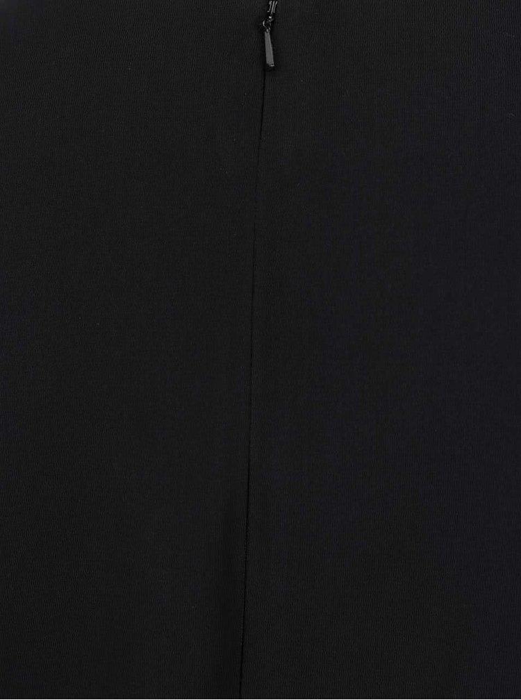 Rochie neagră Miss Selfridge cu mâneci fluture
