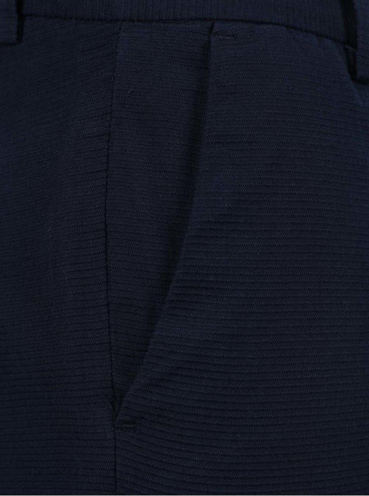 Pantaloni scurți bleumarin Selected Homme Brody