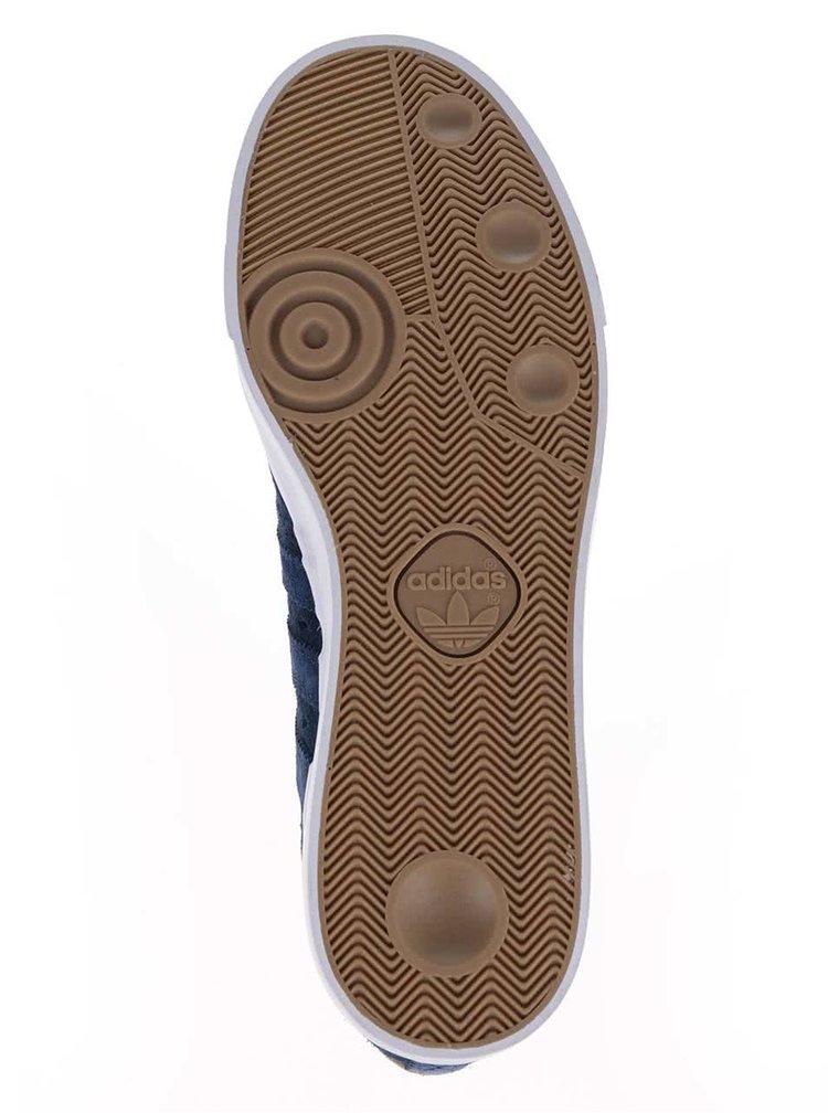 Modré pánské semišové tenisky adidas Originals Seeley Premiere