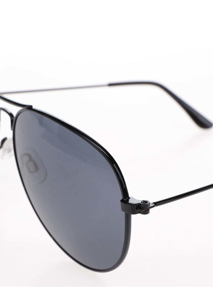 Ochelari de soare negri ONLY Basic