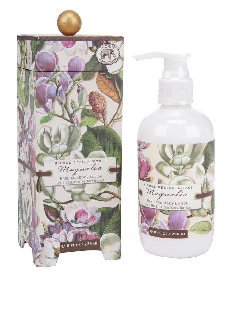 Hydratační mléko na ruce a tělo s vůní magnolie Michel Design Works