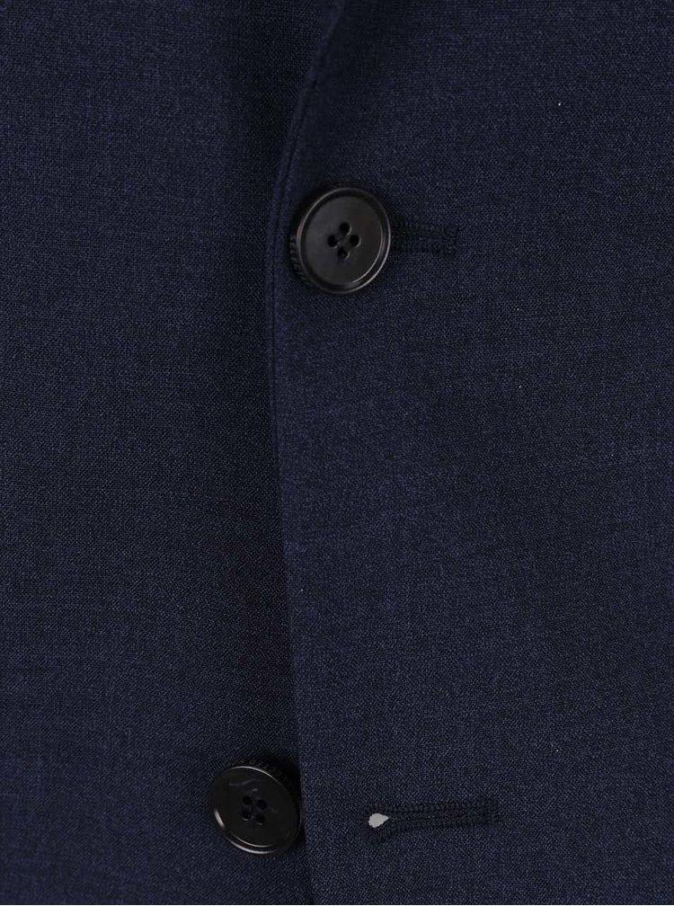 Tmavě modré oblekové sako Selected Homme One