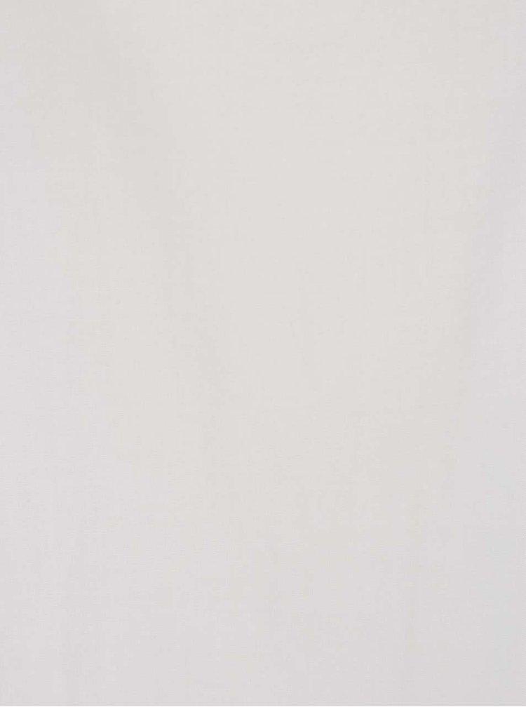 Bílá halenka s krajkou na zádech ONLY Nova