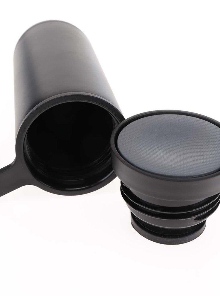 Černý termohrnek XD Design Click 225 ml