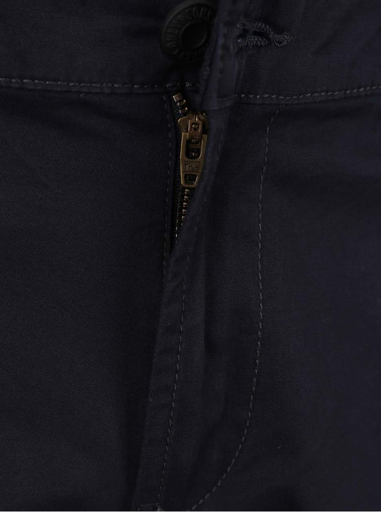Pantaloni chino scurti albastru inchis ONLY & SONS Holm
