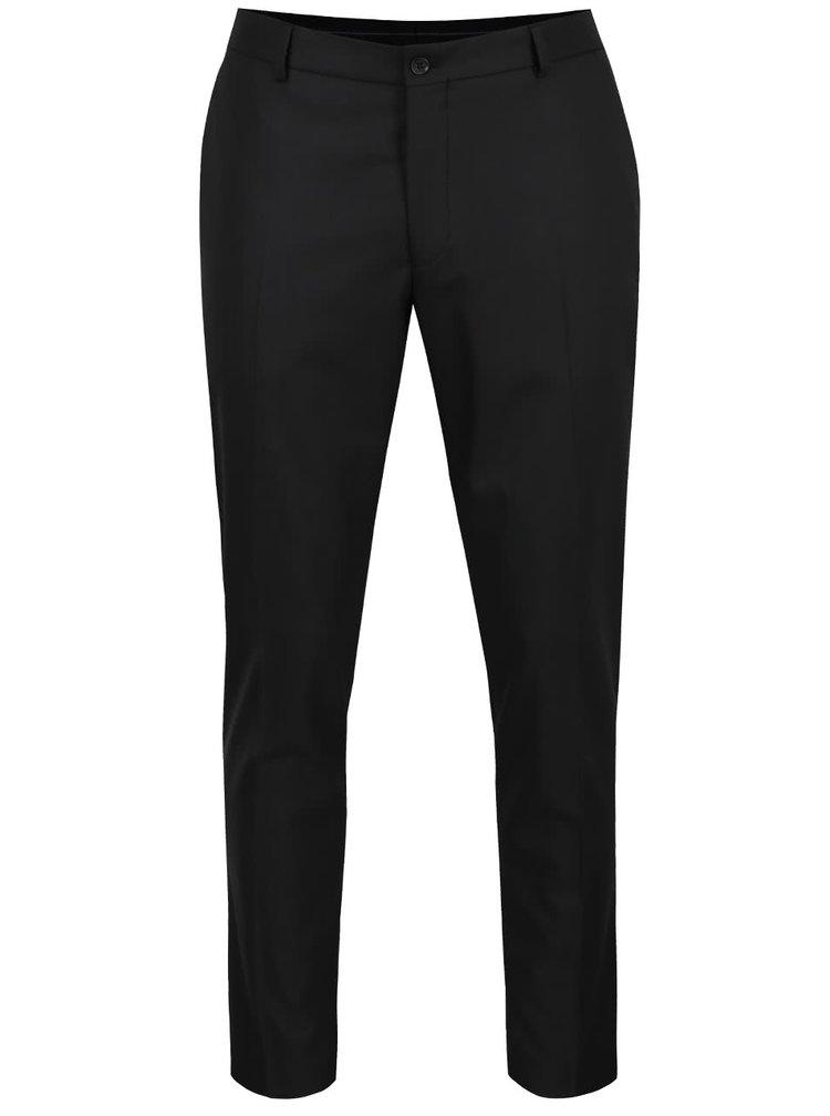 Pantaloni negri  Jack & Jones Premium Roy