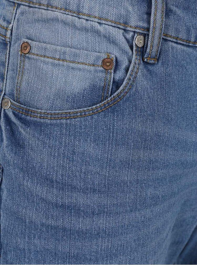 Světle modré slim fit džíny !Solid Joy