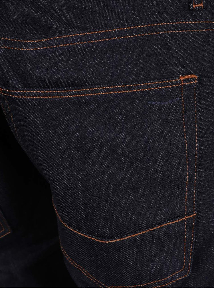 Blugi albastru inchis Cross Jeans Tapered