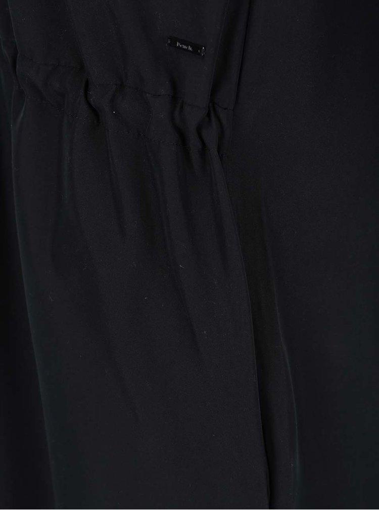 Rochie neagră Bench cu șnur în talie