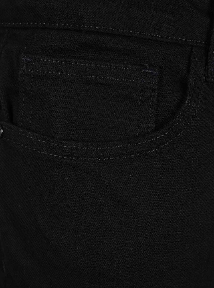 Černé pánské slim fit džíny Cross Jeans Johny