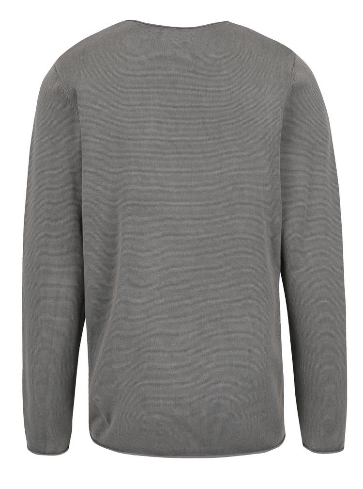 Bluza gri deschis Shine Original din bumbac