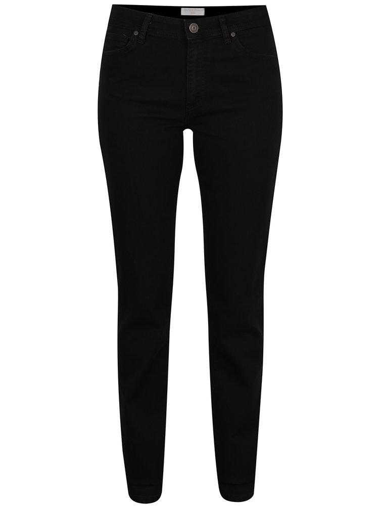Černé dámské slim džíny Cross Jeans Anya