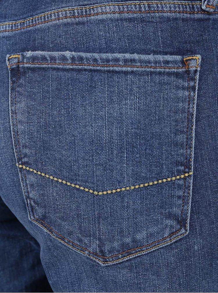 Modré dámské džíny Cross Jeans Rose