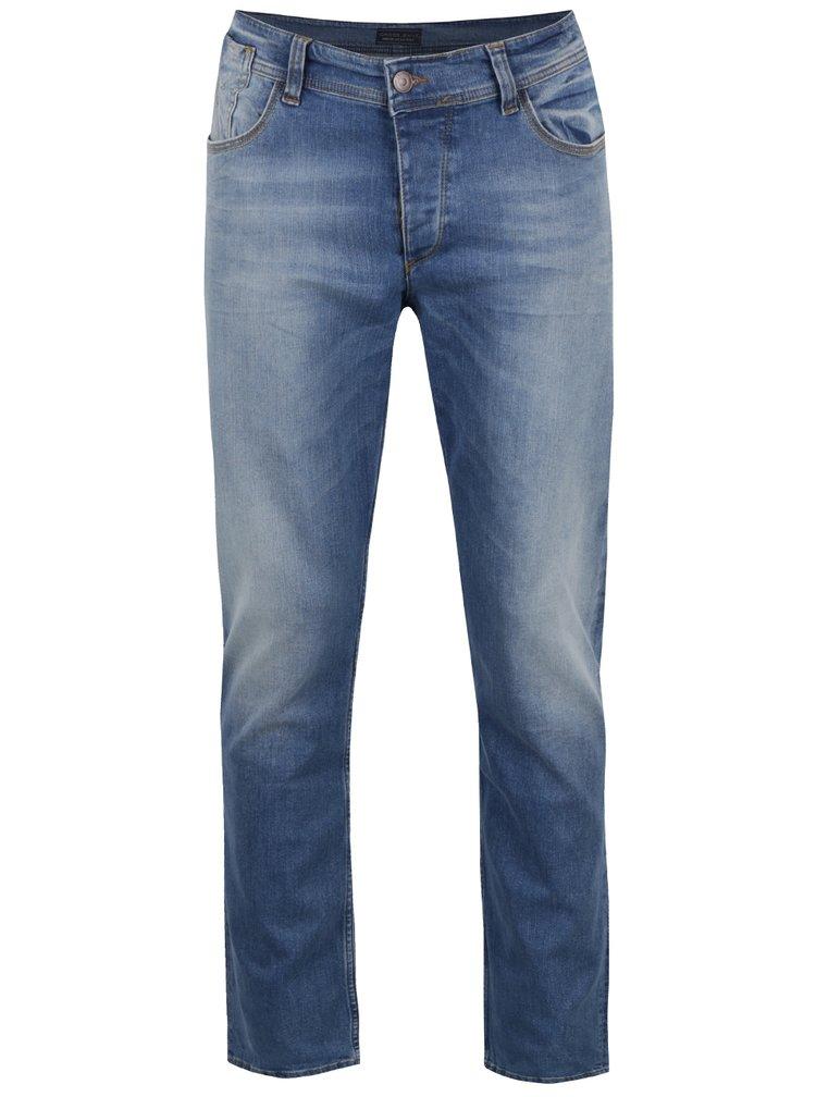 Modré pánské džíny Cross Jeans Dylan
