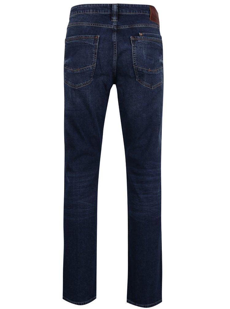 Tmavě modré pánské džíny Cross Jeans Dylan