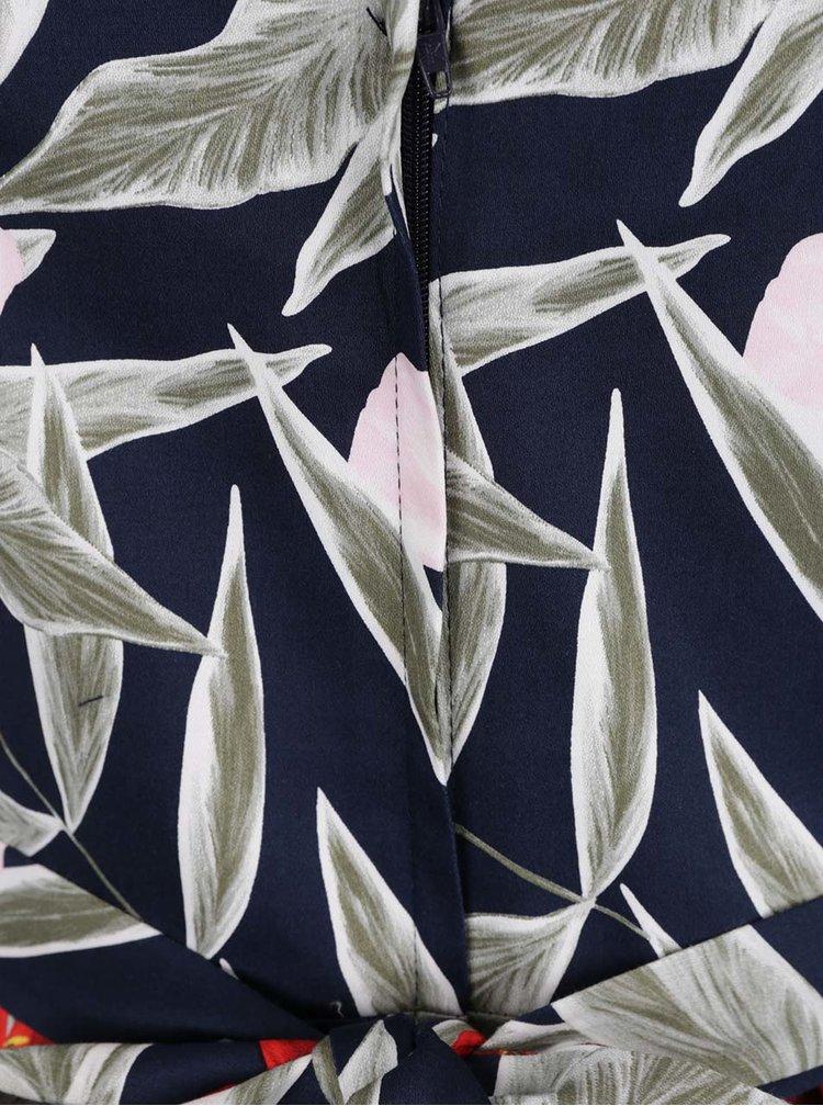 Rochie albastră Dorothy Perkins cu imprimeu