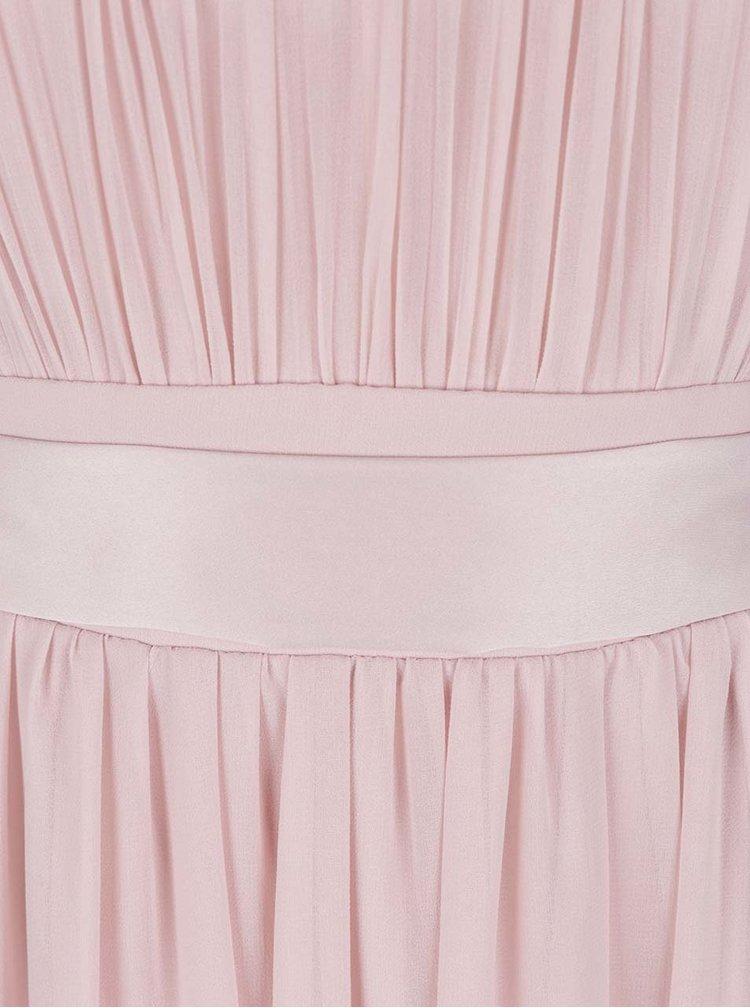 Rochie roz pal Dorothy Perkins din șifon