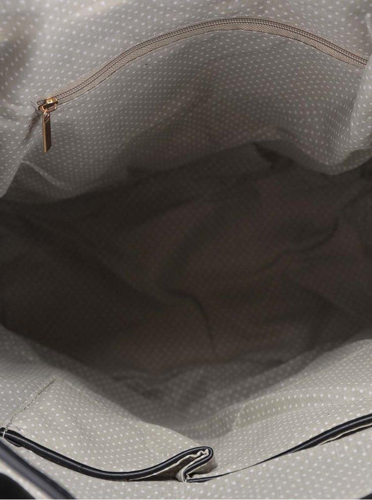 Rucsac negru ZOOT cu buzunare exterioare