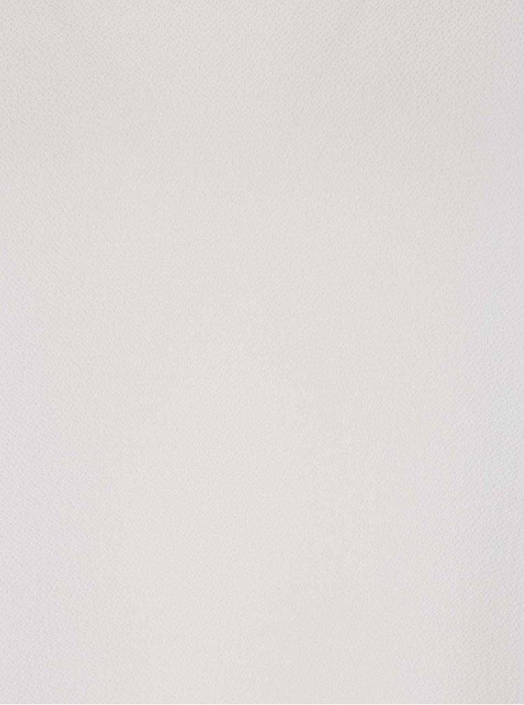 Krémová volná halenka s průstřihy na ramenou Dorothy Perkins