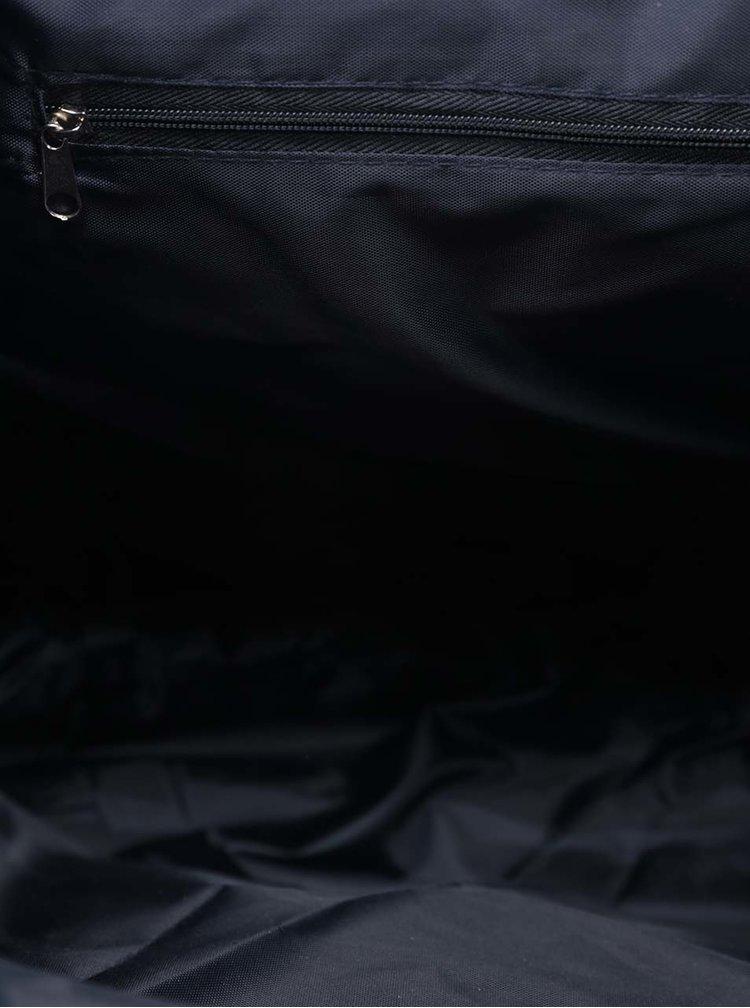 Rucsac bleumarin ZOOT cu șiret și clapă