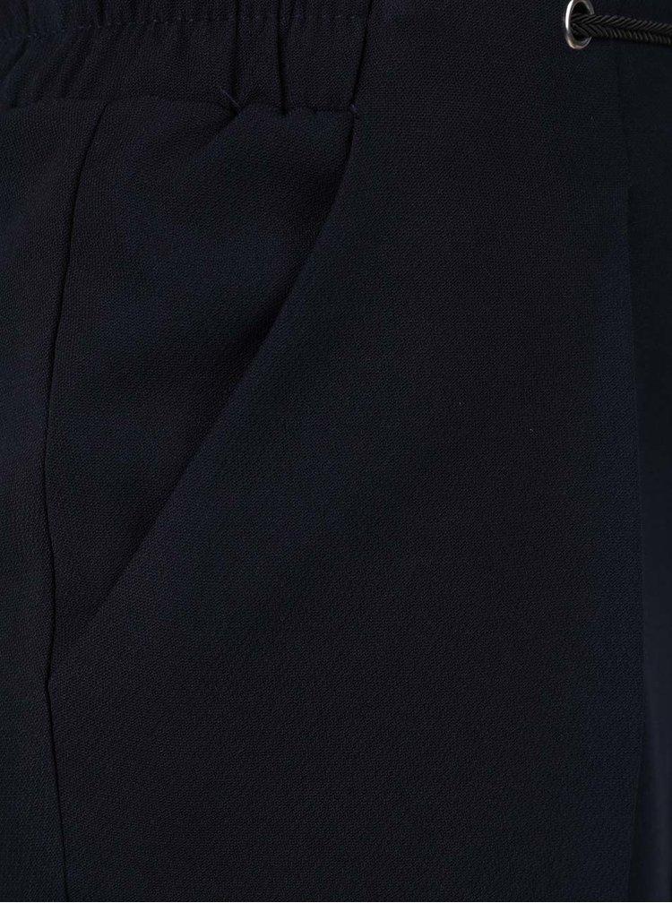 Tmavě modré kalhoty se zkácenou délkou Dorothy Perkins