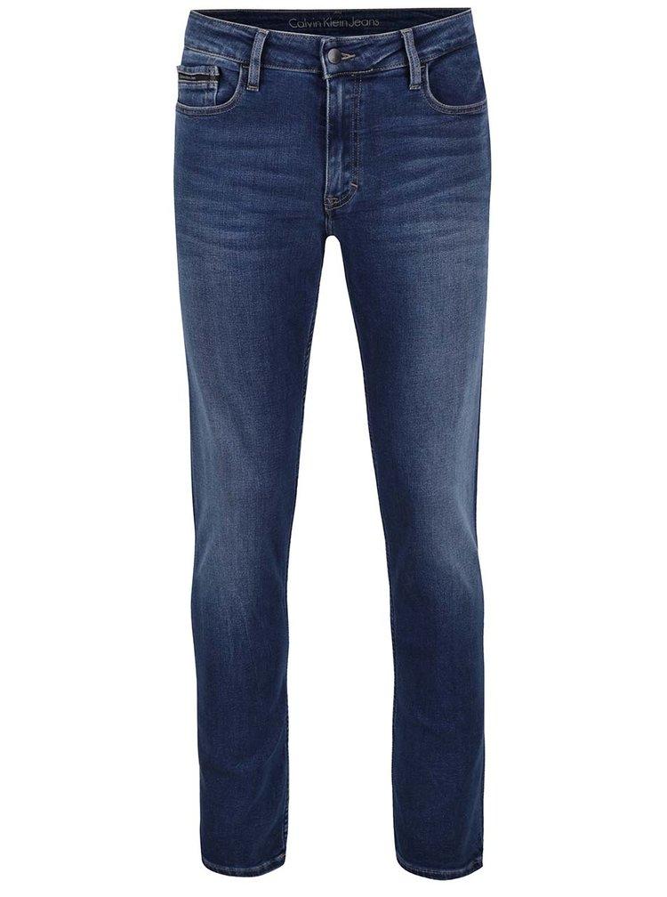 Tmavě modré pánské džíny Calvin Klein Jeans