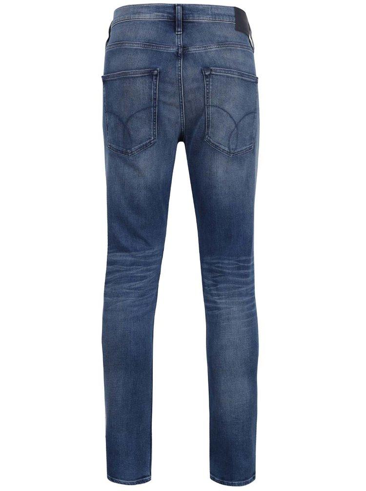 Modré pánské džíny Calvin Klein Jeans