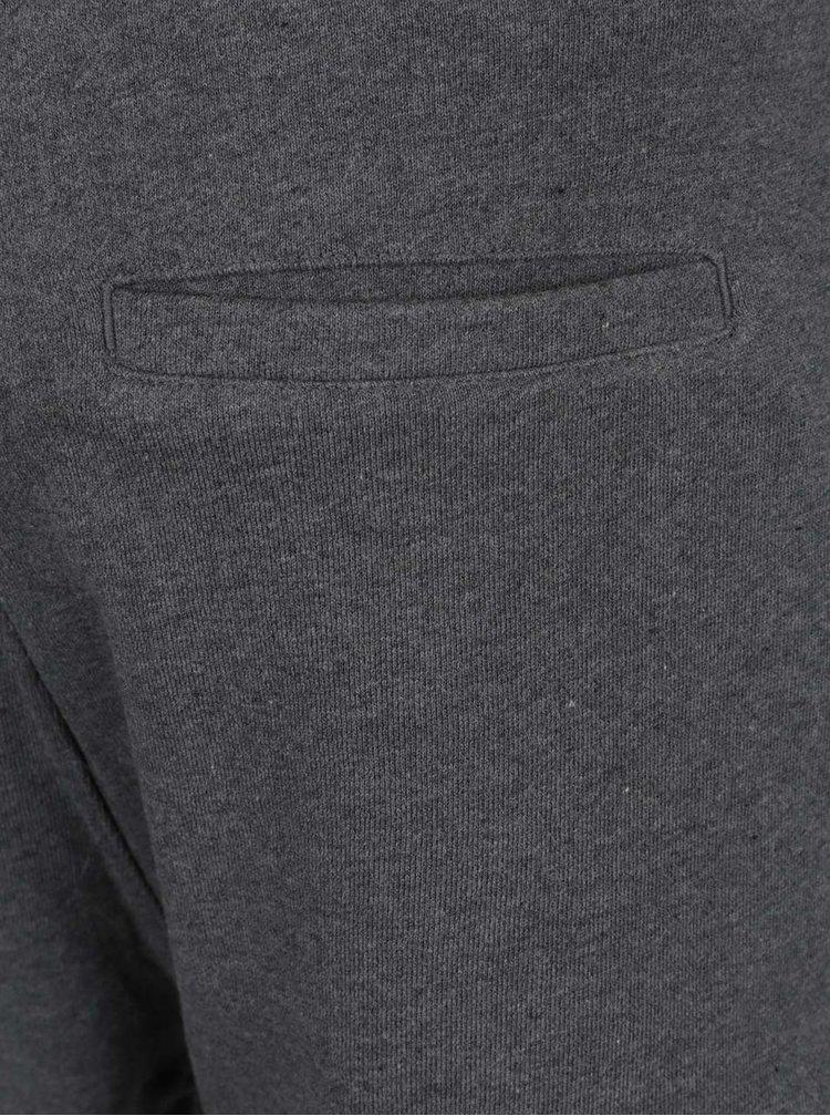 Šedé pánské kraťasy Calvin Klein Jeans