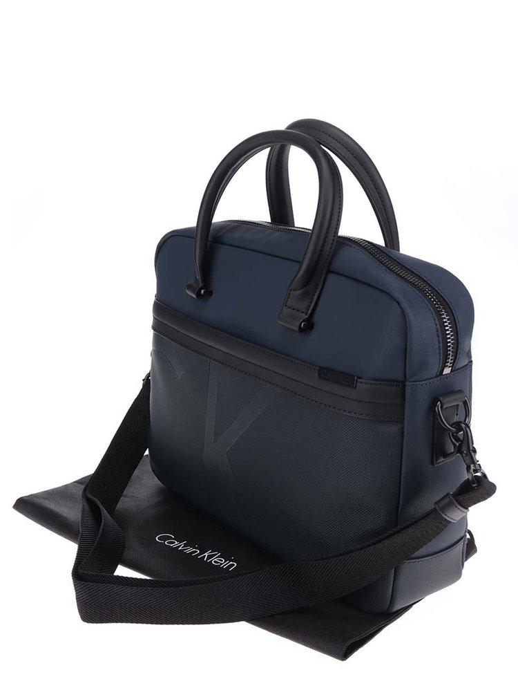 Tmavě modrá pánská taška Calvin Klein Jeans Gregory