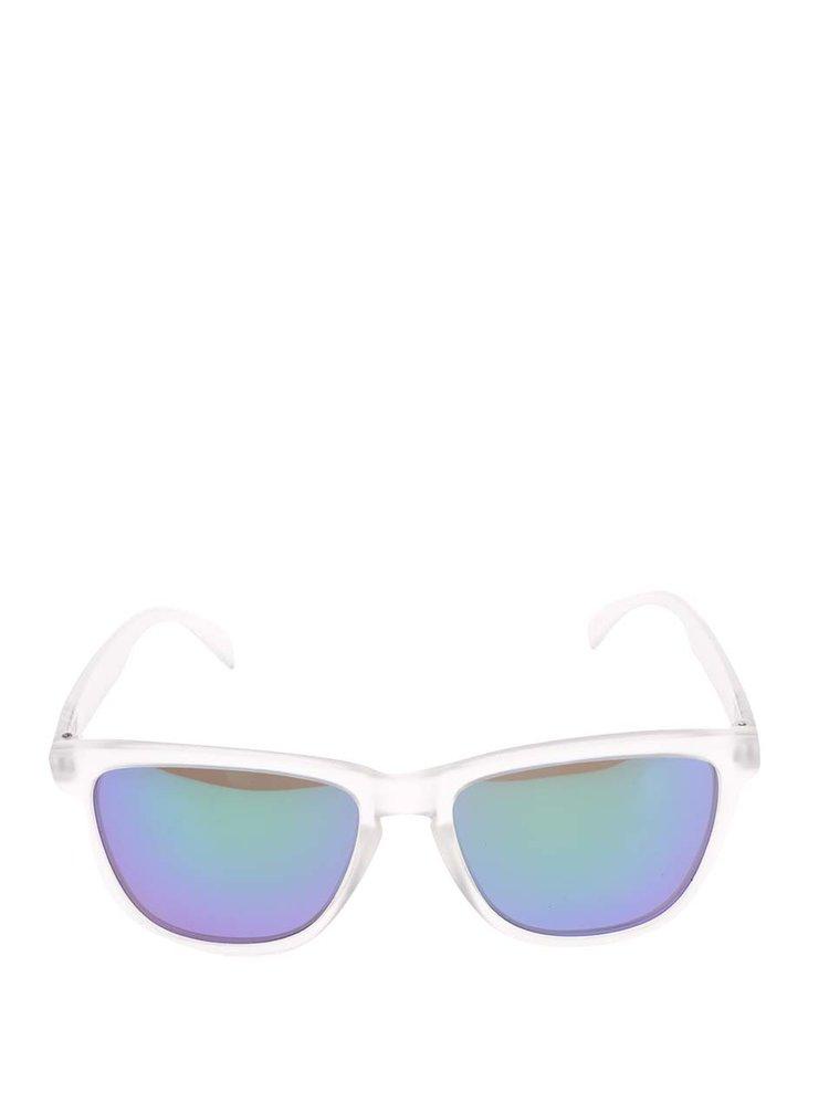Ochelari de soare Nectar Wayfarer cu rama transparenta pentru femei
