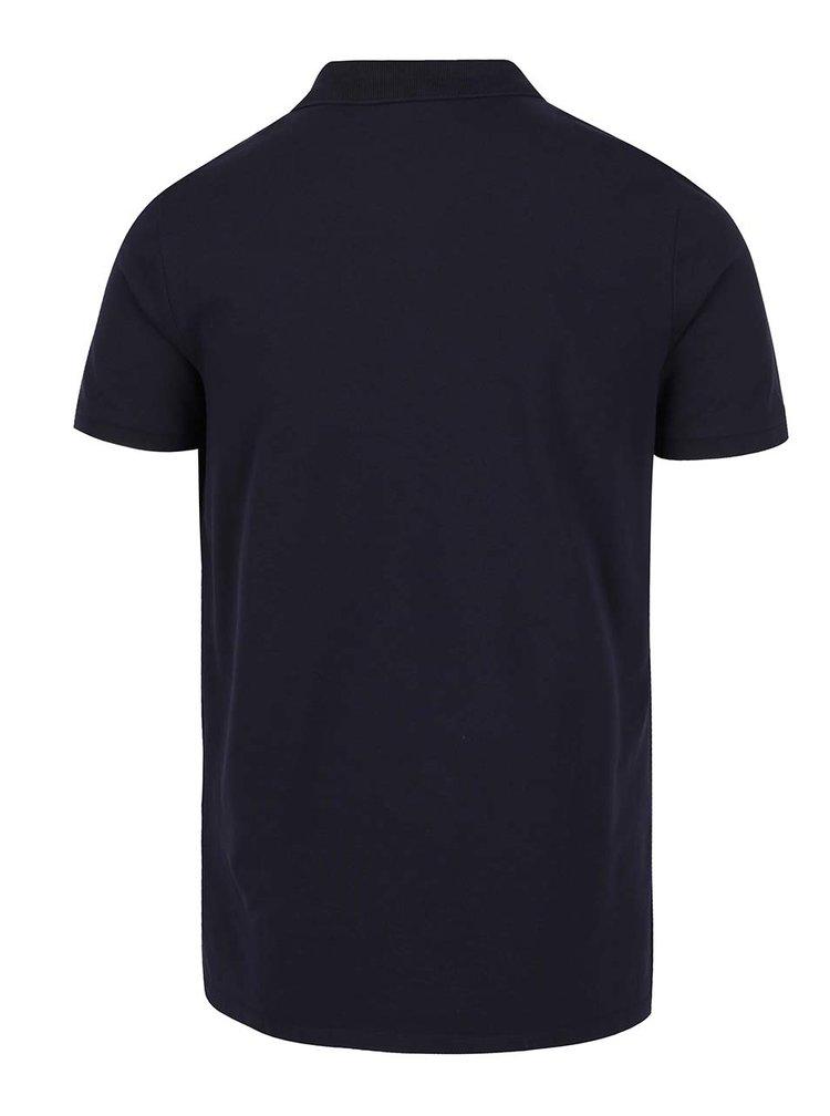 Tmavě modré pánské polo triko Calvin Klein Jeans Paul
