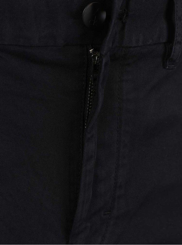 Černé pánské chino kraťasy Calvin Klein Jeans Hayden