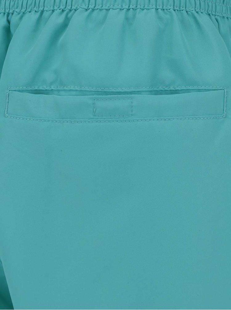 Tyrkysové pánské plavky Calvin Klein Jeans