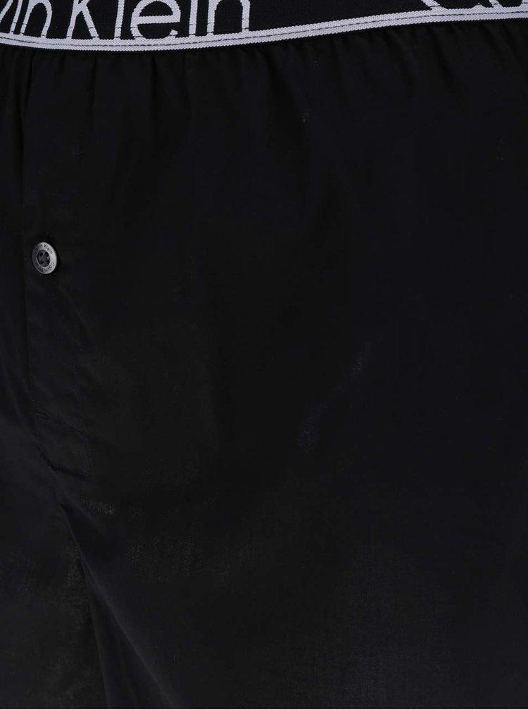 Černé trenýrky Calvin Klein