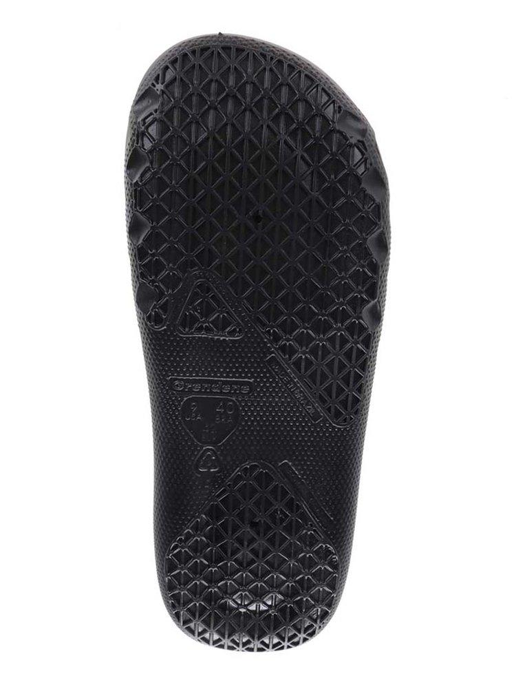Černé pánské pantofle Rider Montreal