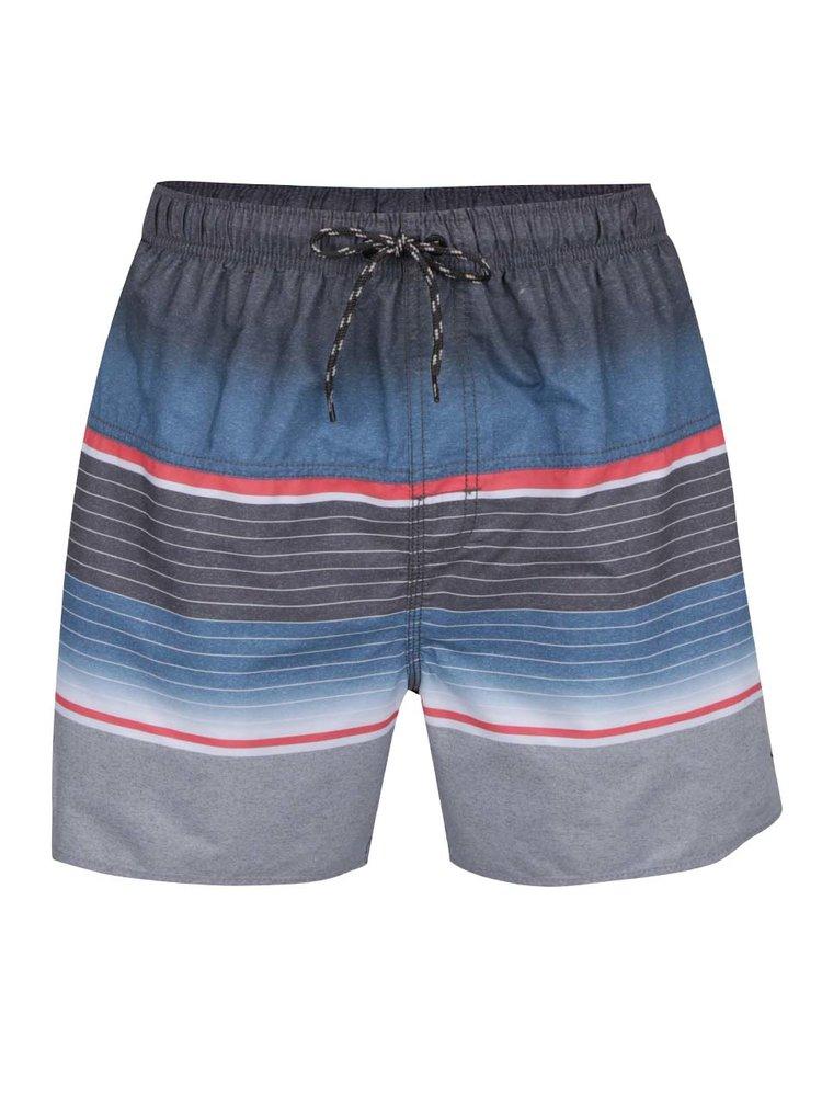 Bermude de baie albastru&gri Rip Curl pentru barbati