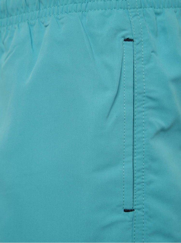 Tyrkysové klučičí plavky Blue Seven