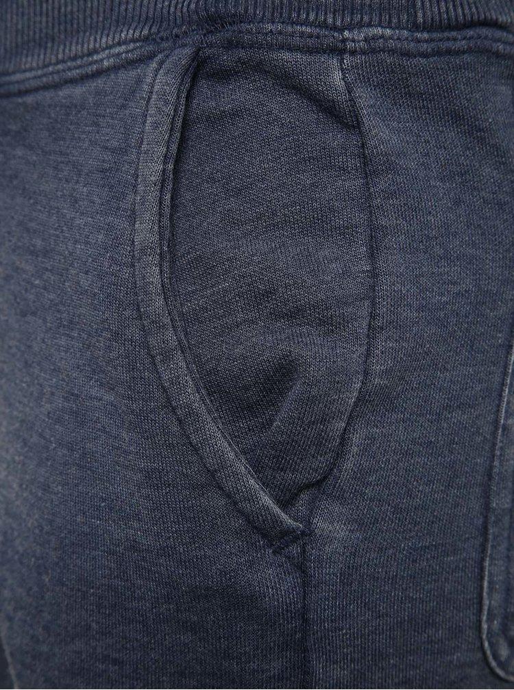 Tmavě modré klučičí kraťasy Blue Seven